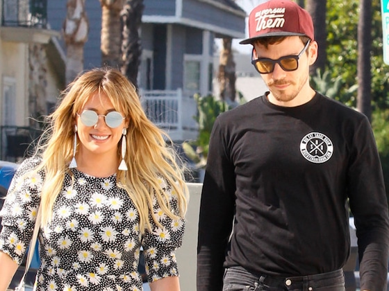 "Hilary Duff Receives Apology ""Dick"" From Fiancé Matthew Koma After Argument"