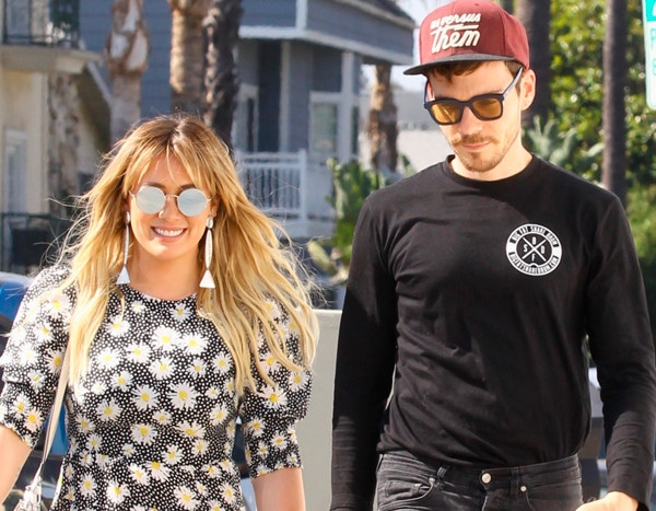 Hilary Duff Receives Apology Dick From Fiancé Matthew Koma After Argument