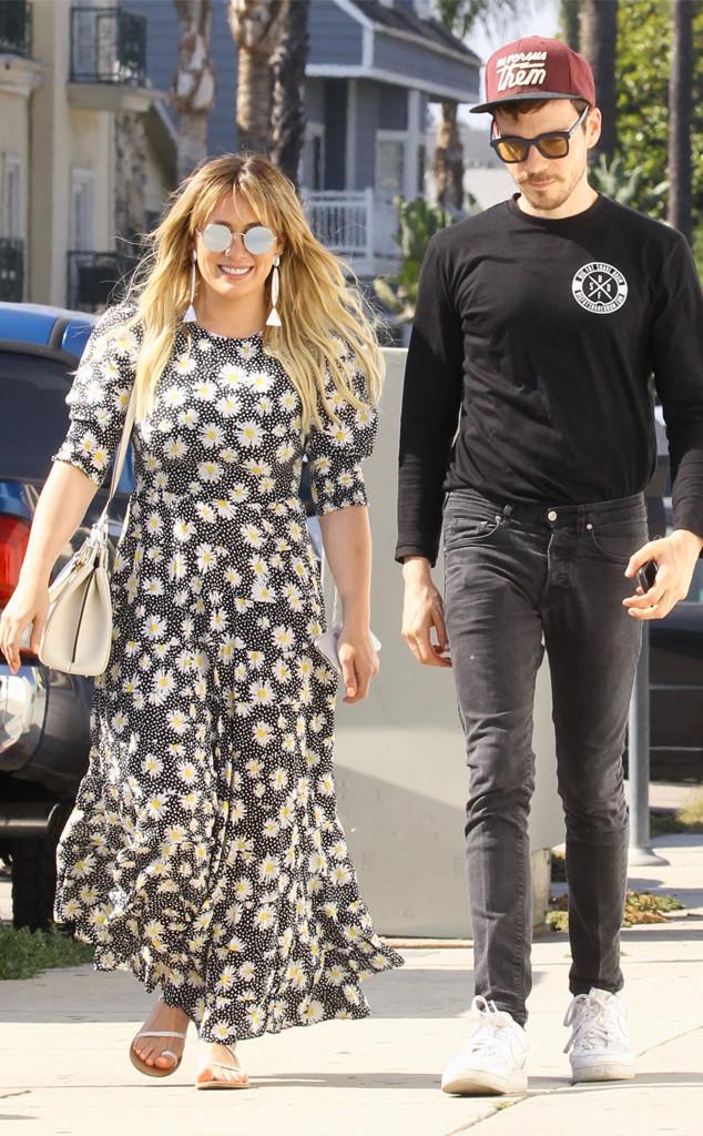 Hilary Duff, Matthew Koma