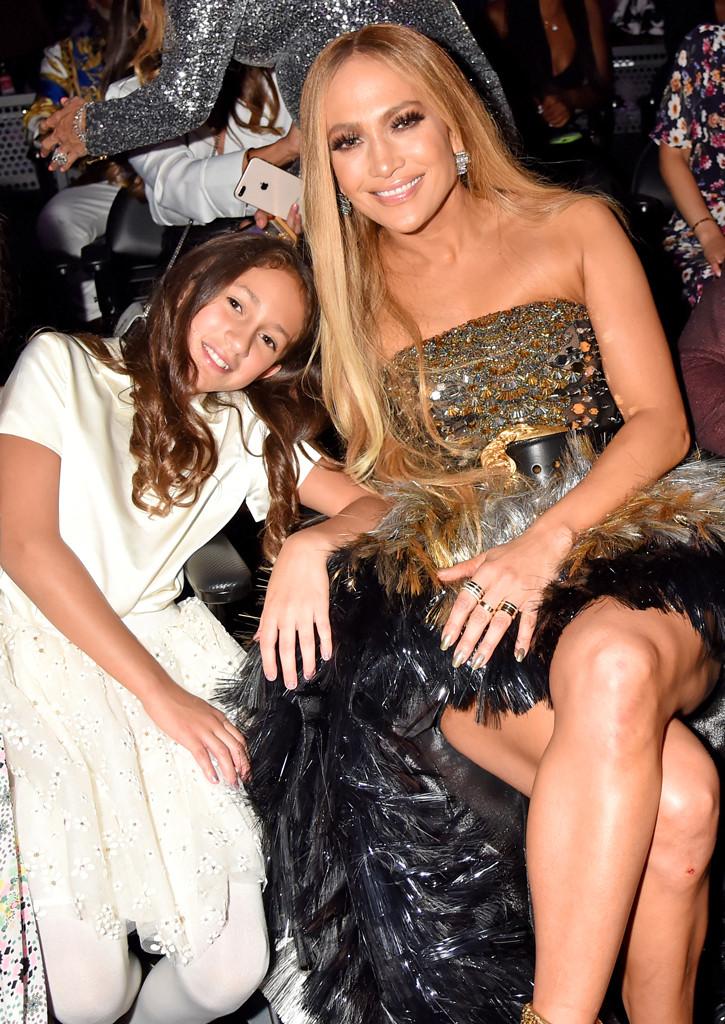 Jennifer Lopez, Daughter Emme
