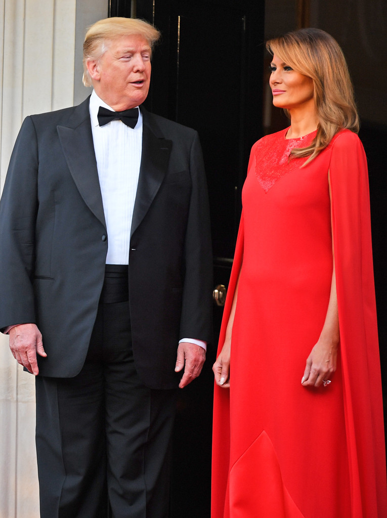 4c726f44f When Donald Trump Met Melania: The First Couple's Unusual Road to ...