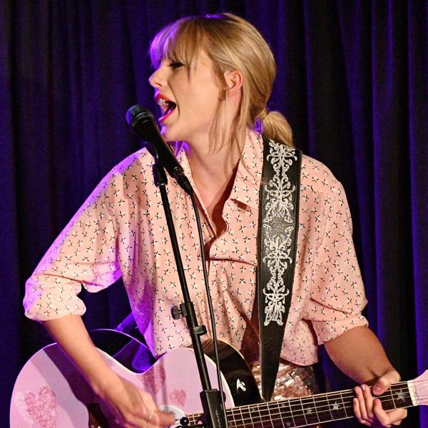 Taylor Swift, Jesse Tyler Ferguson, Stonewall Inn, Pride 2019