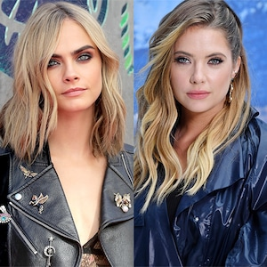 Cara Delevingne, Ashley Benson