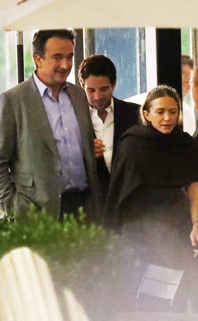 Mary-Kate Olsen, Olivier Sarkozy, Birthday