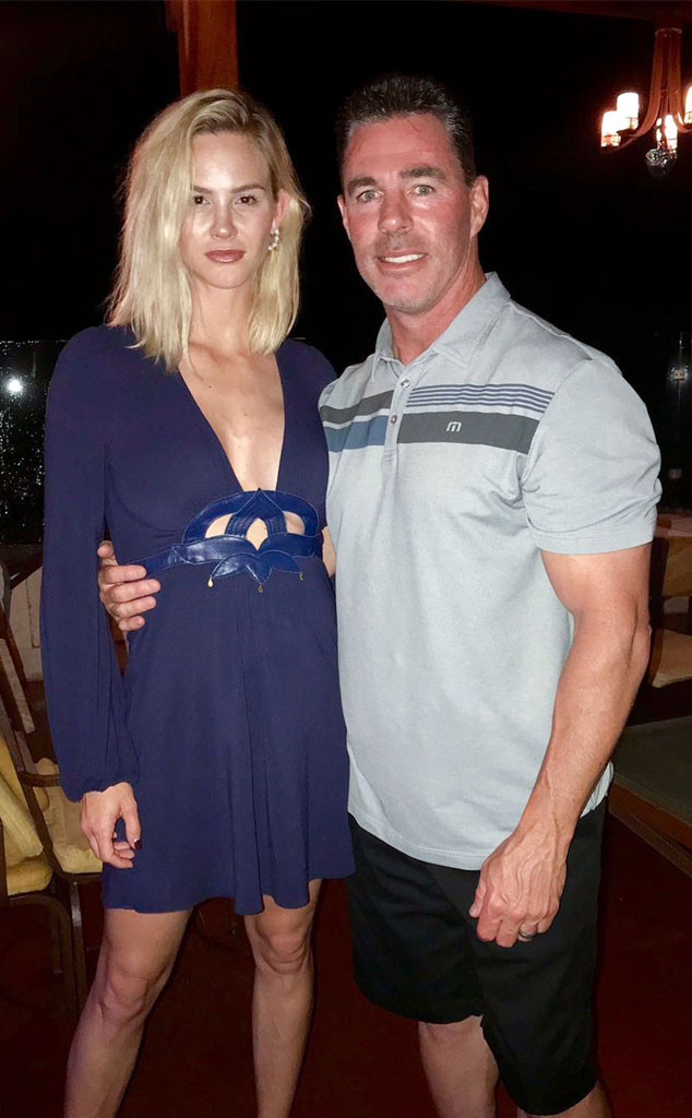 Meghan Edmonds, Jim Edmonds