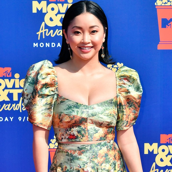 Lana Condor, 2019 MTV Movie & TV Awards, Red Carpet Fashions