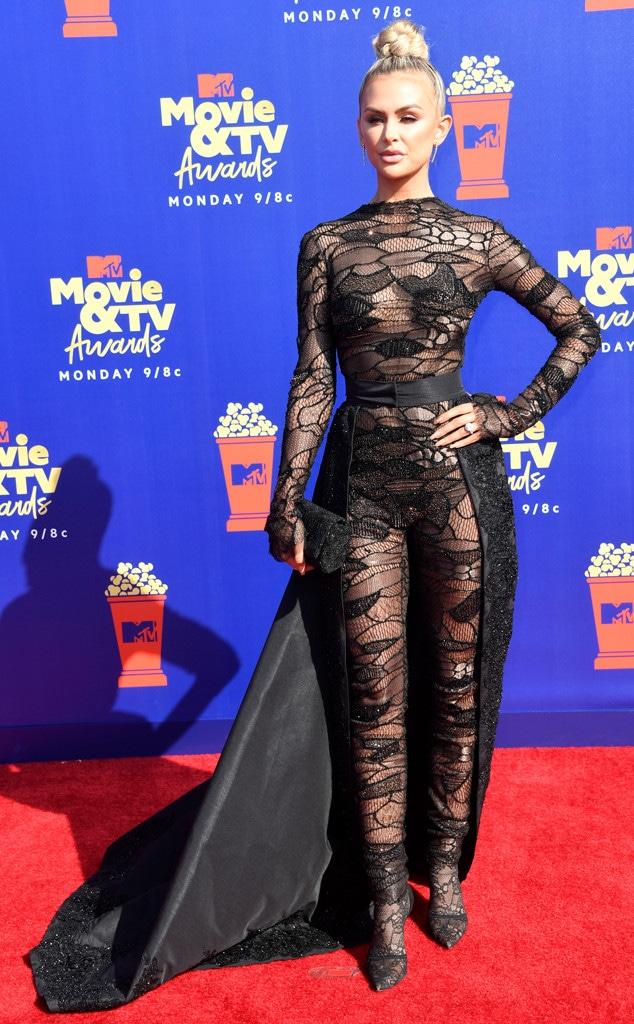 Lala Kent, 2019 MTV Movie & TV Awards, Riskiest Fashion, Daring Looks