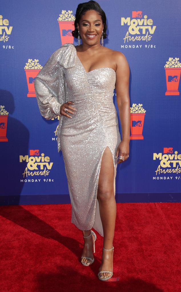 Tiffany Haddish, 2019 MTV Movie & TV Awards, Red Carpet Fashions