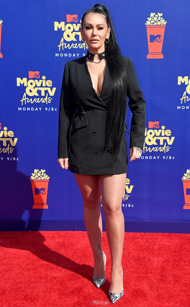 Jenni Farley, 2019 MTV Movie & TV Awards, Red Carpet Fashions