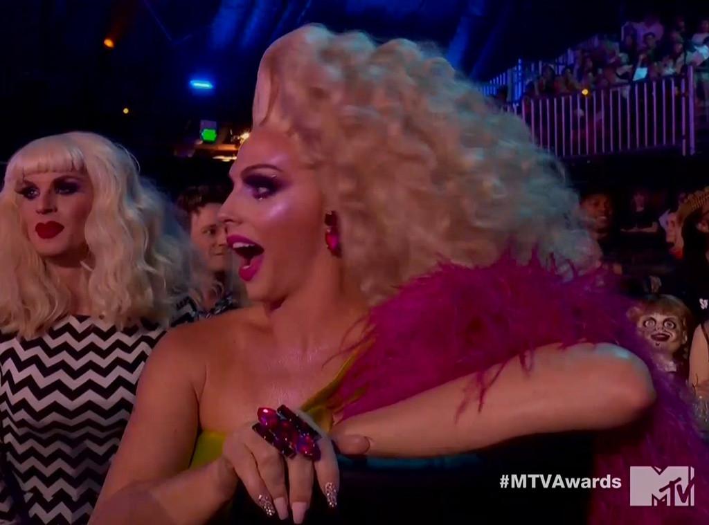 Alyssa Edwards, 2019 MTV Movie & TV Awards