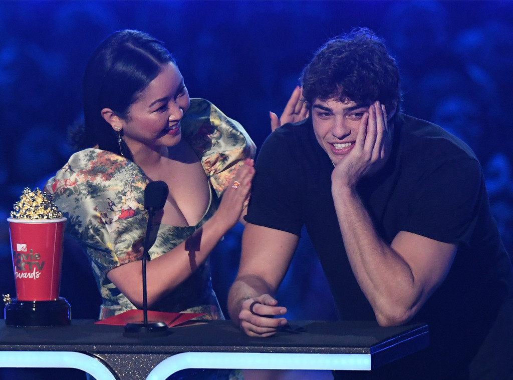 Noah Centineo, Lana Condor, 2019 MTV Movie & TV Awards