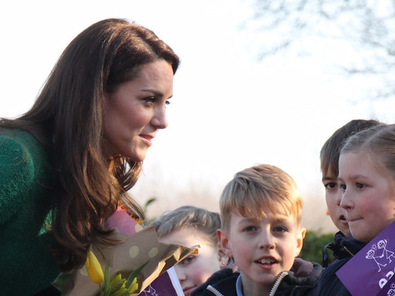 Kate Middleton Writes Heartfelt Letter for Children's Hospice Week