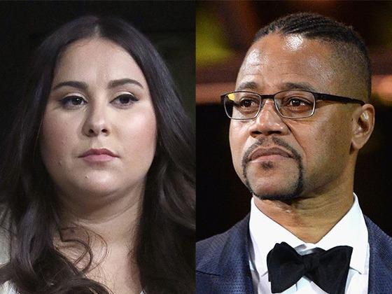 Cuba Gooding Jr. Denies Sexually Assaulting Claudia Oshry