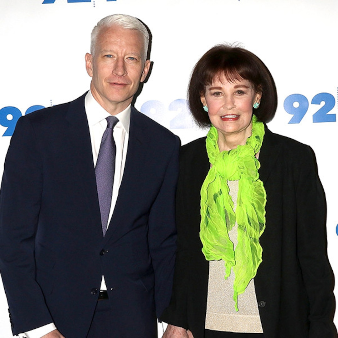 Anderson Cooper Says Late Mom Gloria Vanderbilt Tried to Convince Him to Let Her Carry His Child