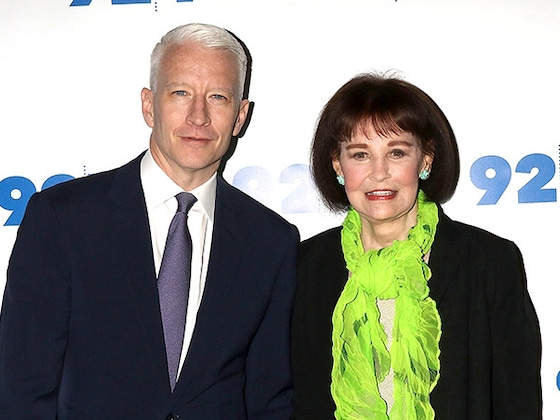 "Gloria Vanderbilt Dead at 95: Read Anderson Cooper's Tribute to His ""Extraordinary"" Mom"