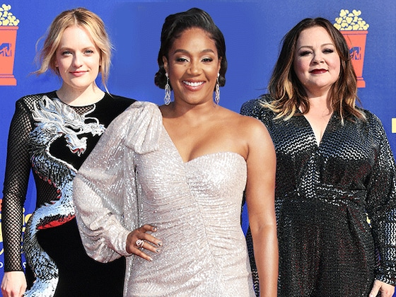 How to Wear MTV Movie & TV Awards Sequins Trend IRL