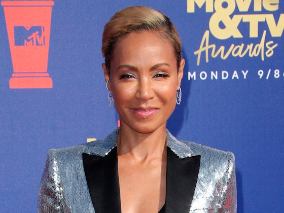 Jada Pinkett Smith Talks Overcoming ''Internal Obstacles'' While Accepting MTV's Trailblazer Award