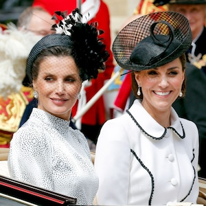 Kate Middleton, Queen Letizia