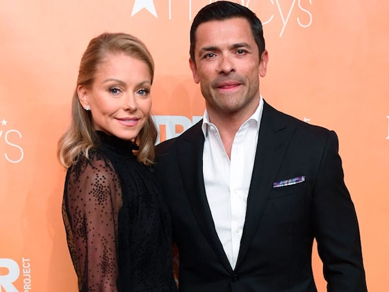 Kelly Ripa & Mark Consuelos' Enviable Love Story: How the Former Soap Opera Sweethearts Keep It Spicy