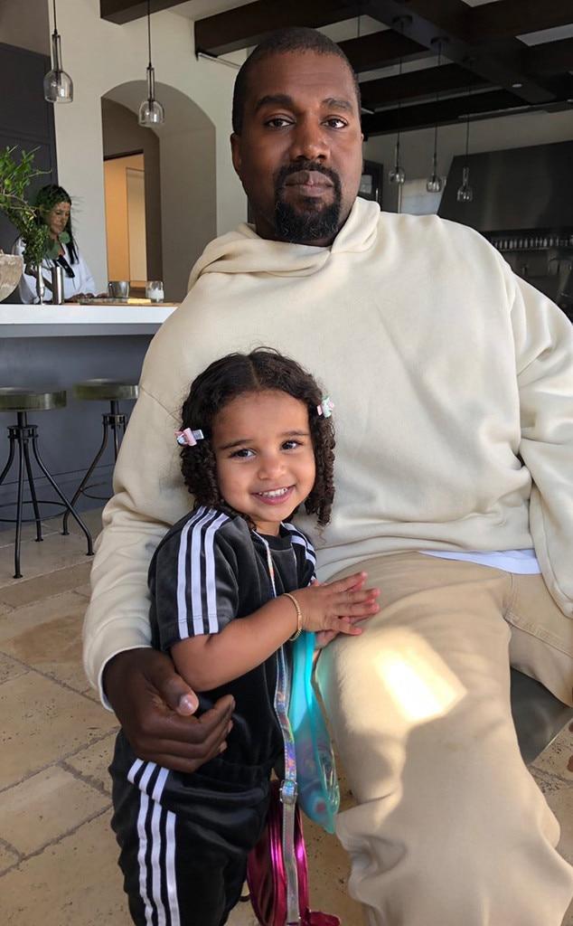 Dream Kardashian, Kanye West