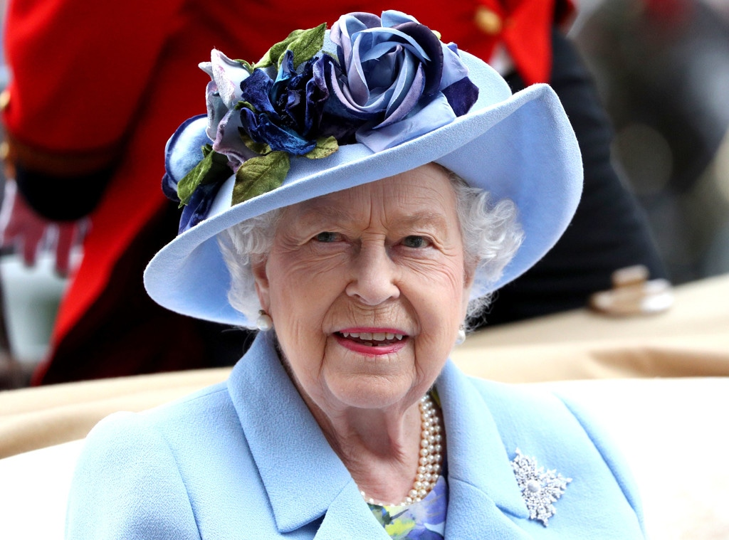 Royal Ascot, Hat, Queen Elizabeth