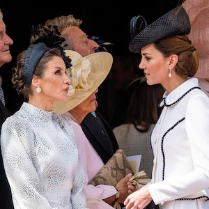 Letizia, Kate Middleton