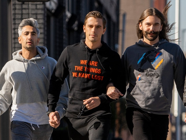 <i>Queer Eye</I> Gets (At Least) 2 More Seasons and Is on the Move—Again!</i>