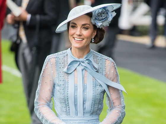 How Kate Middleton's Extravagant Hat Stacks Up to Other Royal Ascot Attendees