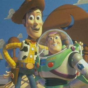 Woody, Buzz Lightyear