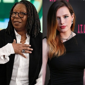 Whoopi Goldberg, Bella Thorne