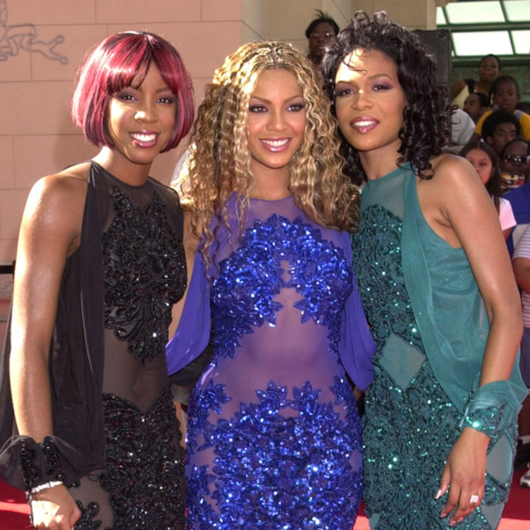Kelly Rowland Weighs In On A Possible Destiny S Child Reunion E Online
