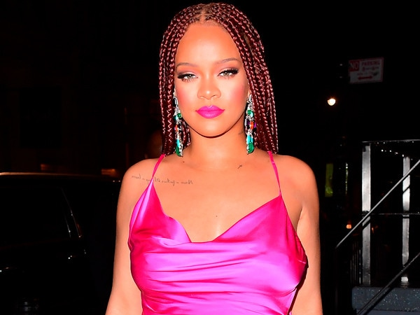 """Rihanna Reveals How """"Body Fluctuations"""" Influenced Her New Fenty Collection"""