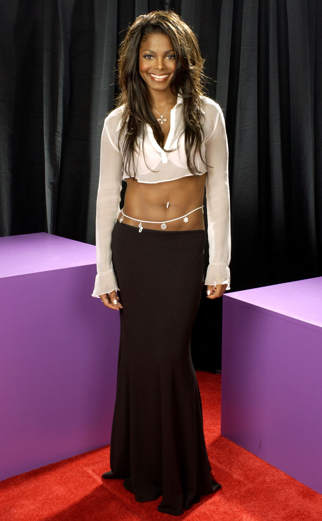 2002 BET Awards, Janet Jackson