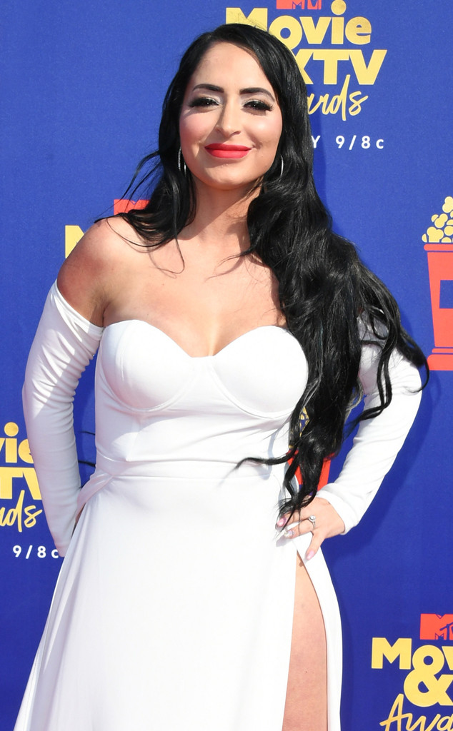 Angelina Pivarnick, 2019 MTV Movie and TV Awards