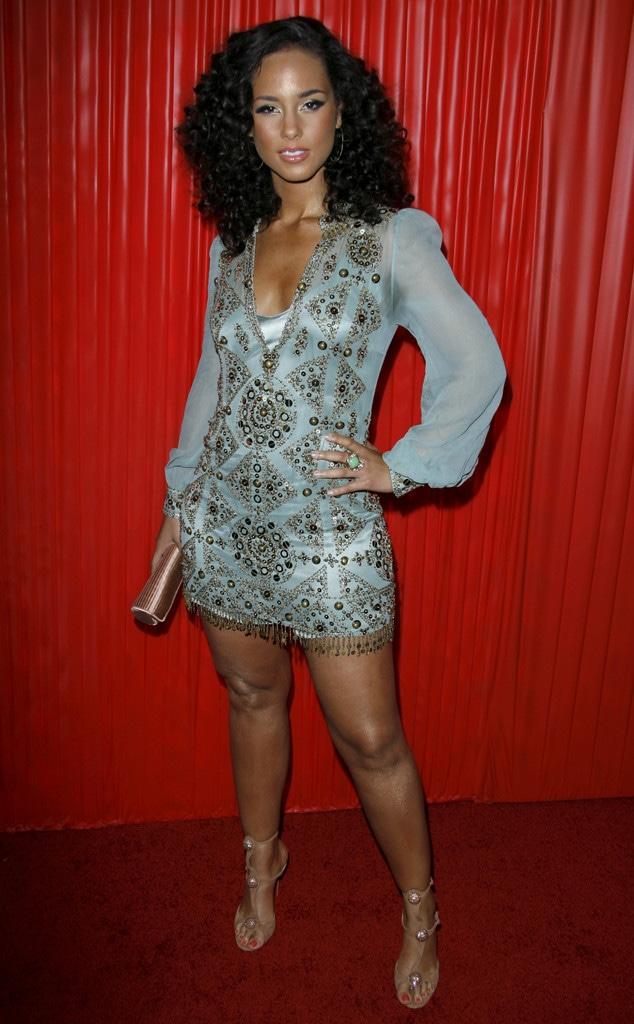 Alicia Keys, 2009 BET Awards, widget