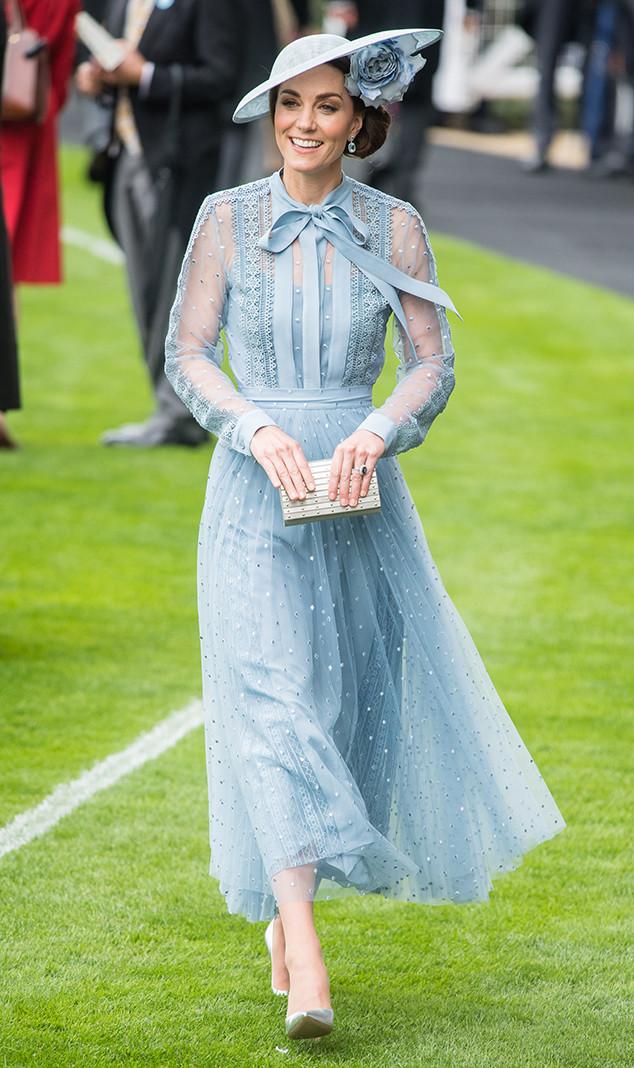 Kate Middleton, Royal Ascot