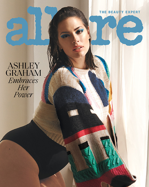 Ashley Graham, Allure