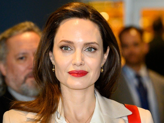 Angelina Jolie Makes Surprise Appearance at Comic-Con 2019 to Announce Marvel Project