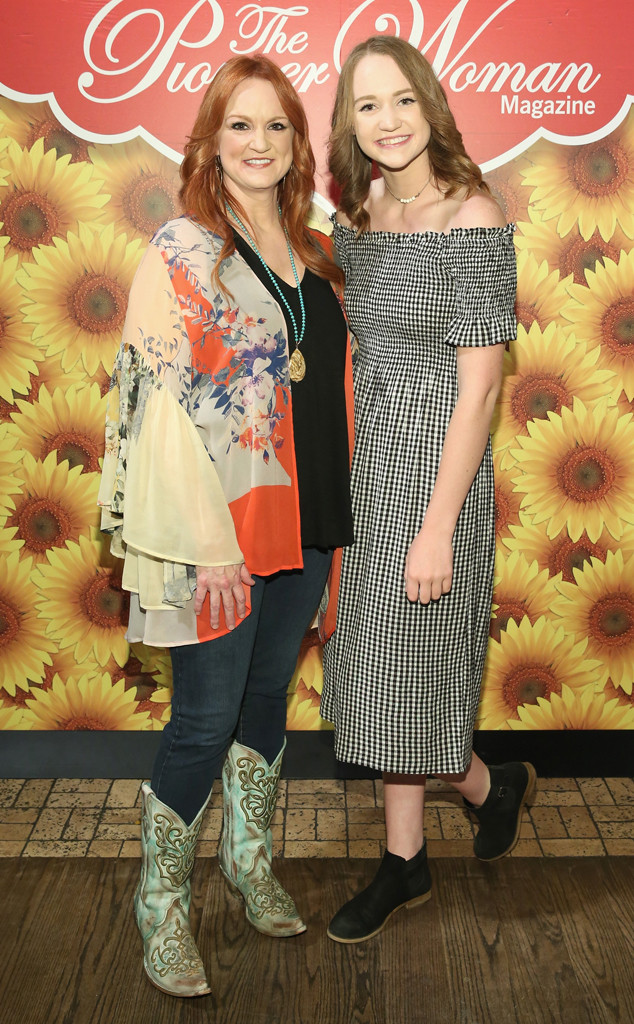 Pioneer Woman Ree Drummond's Teen Daughter Enjoys Christian Summer Camp After Arrest