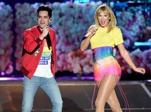 2019 iHeartRadio Wango Tango, Taylor Swift, Brendon Urie