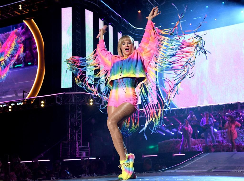 2019 iHeartRadio Wango Tango, Taylor Swift