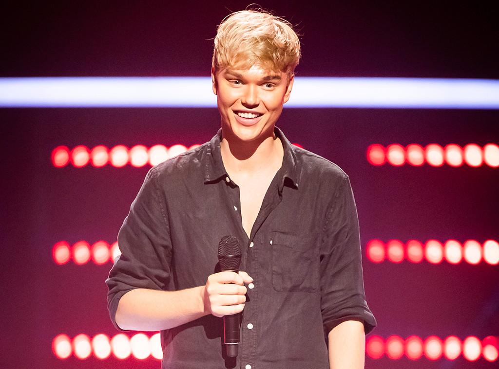 Jack Vidgen, The Voice Australia 2019