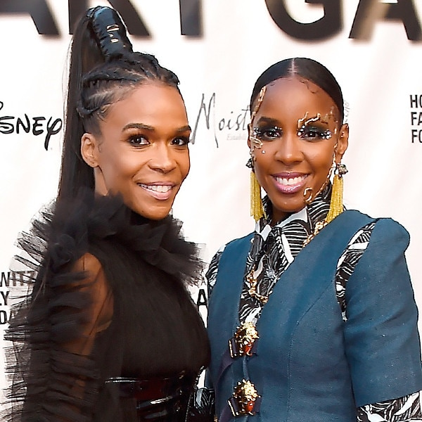 2019 Wearable Art Gala, Kelly Rowland, Michelle Williams