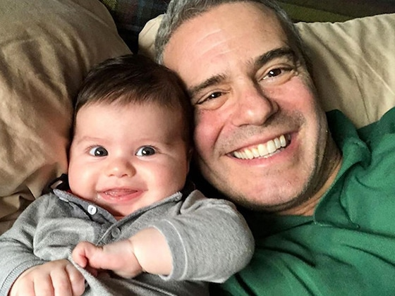 Prince Harry, Andy Cohen and Other Stars Celebrate First Father's Day as Dads