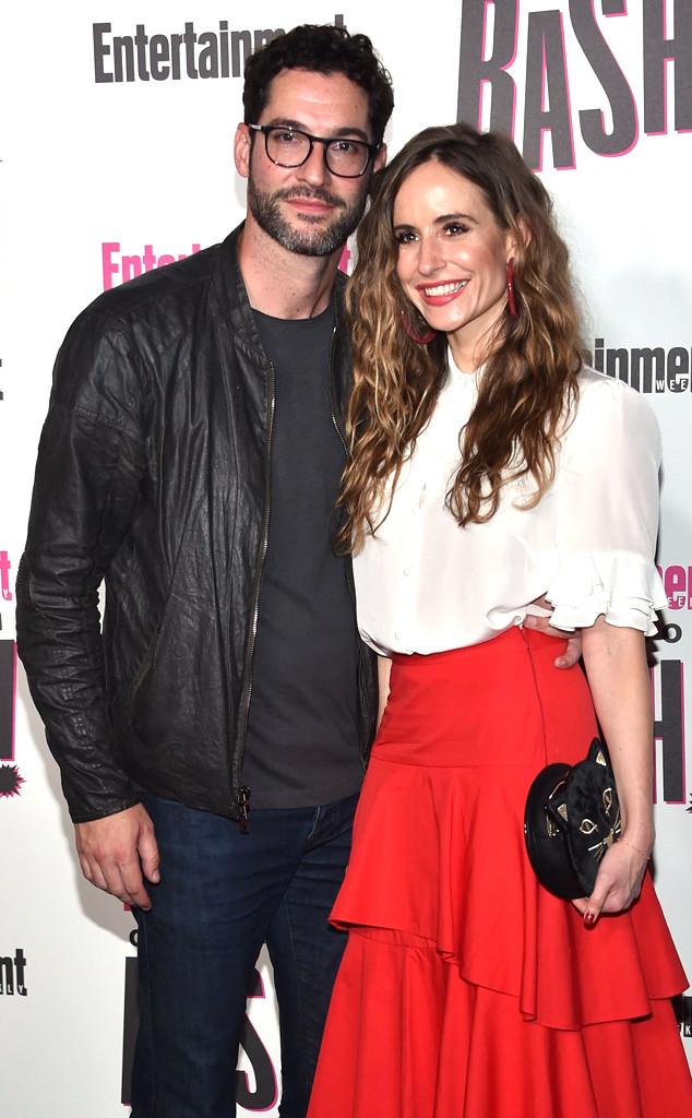 Lucifer Star Tom Ellis Marries Meaghan Oppenheimer | E! News