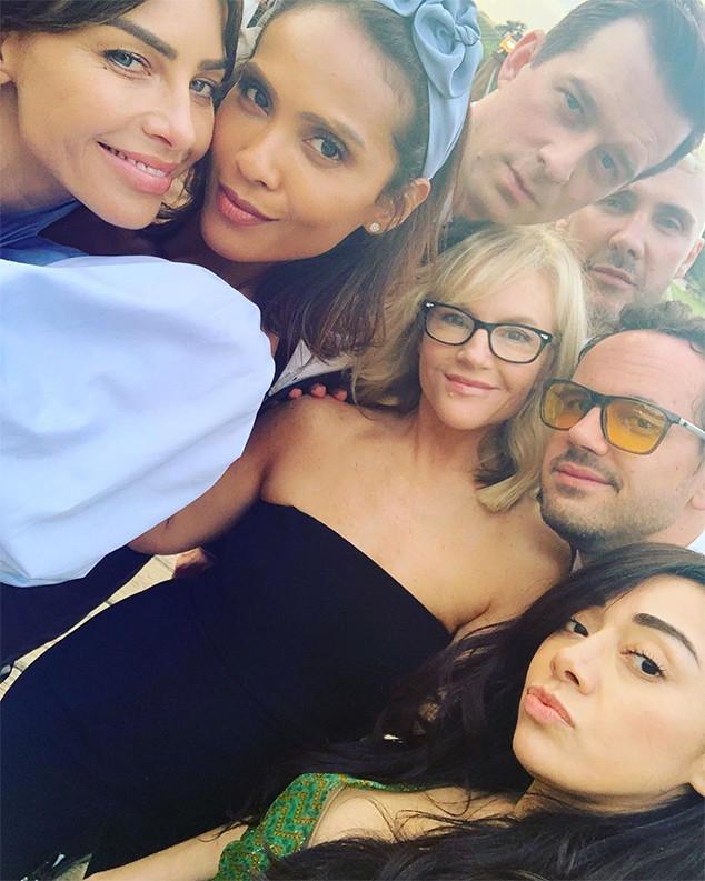 Aimee Garcia, Tom Ellis Wedding, Lucifer, Instagram