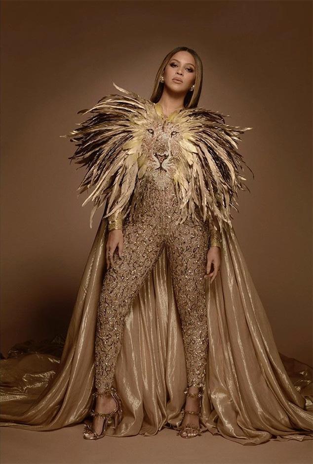 Beyonce, 2019 Wearable Art Gala, Instagram