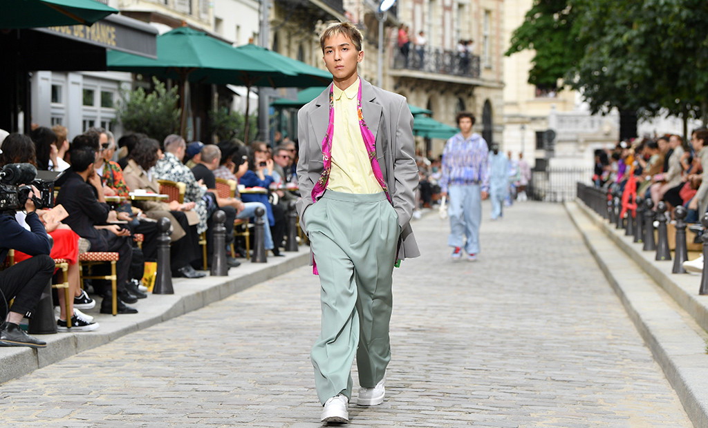 MINO, Louis Vuitton Menswear Spring/Summer 2020