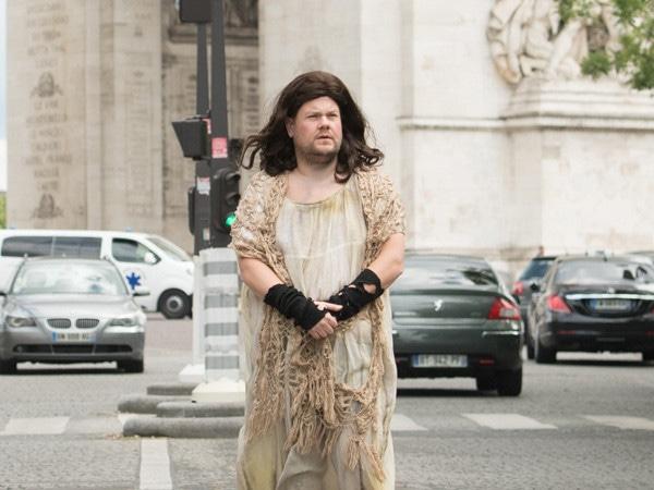Oh Là Là! James Corden Performs <i>Les Misérables</i> as a Crosswalk Musical
