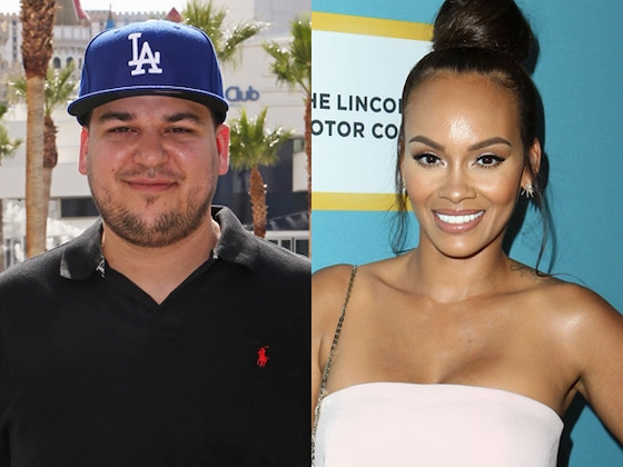 <i>Basketball Wives</i>' Evelyn Lozada Addresses Rob Kardashian Romance Rumors